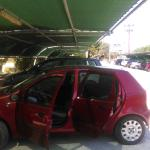 Palmariva Beach Bomo Club: отельная парковка