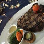 32oz Mega steak ....ask for it