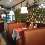 Интерьер ресторанного зала