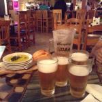 Cervezas muy buenas..