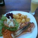 salmão delícia