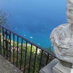 Vista dal Balcone dei Giardini