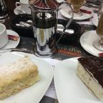 наполеон и торт птичье молоко