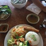 Delicious Shrimp and Broccoli Dish