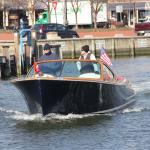 A Hinckley out for a cruise