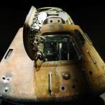 Une capsule spatiale