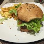 Hamburger (pane fatto in casa)