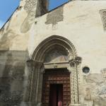 la facciata di San Marcello