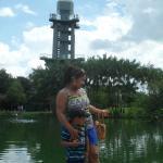 Torre de Belém ao fundo