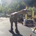 Zulu the dinosaur