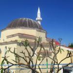 Moschea dalla terrazza