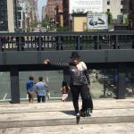 Bilde fra High Line