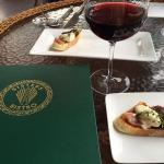 Delicous Prosciutto and Brie appetizer