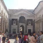 Palazzo di Diocleziano.