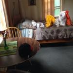 Foto de Holiday Lodge Bed & Breakfast & Cabins