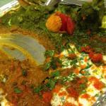Mutton Tiranga at Bellary biryani