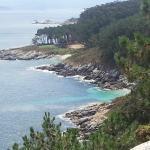 Vistas a la costa