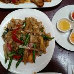 Drunken Noodle - Pad Thai