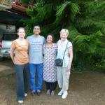 Notre famille de Munnar