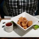 Chilli pepper squid
