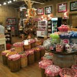 penny candy area