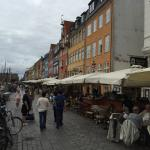 It is one of the coolest places In Copenhagen. The ambient and the view is perfect