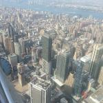 View from the 86th floor