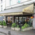 Hotel Le Paris street view