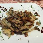 Porcini mushroom starter