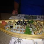 Maki Roll Boat