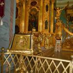 убранство внутри собора