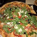 meravigliosa pizza alla greca