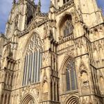 Westminster in York.  Only a15min train ride from The Ham & Cheese.  A must see!!