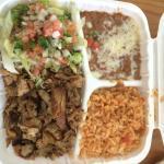 $10 Carnitas plate