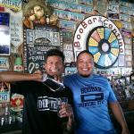 Great bar staff