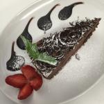Cheese board, chocolate tort. Enmore hunter