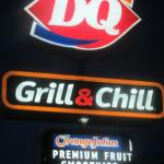 Dairy Queen, Golden, British Columbia