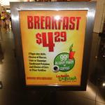 great breakfast special