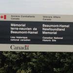 Foto di Beaumont-Hamel Newfoundland Memorial