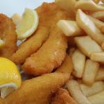 Fish'n Chips in Kaikoura