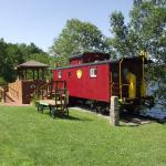 Bell Cove Historic Caboose Museum