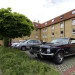 Parkplätze im Innenhof