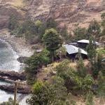 Foto de Crusoe Island Lodge