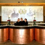 Our fantastic reception and front of house team