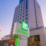 Fachada do Holiday Inn Natal