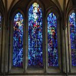 Beautiful stain glass