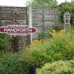 Handforth Railway Station