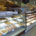 A & R Donut counter