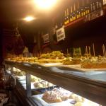 All the yummy Pinchos!