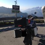 Passo Hochtor per il Grossglockner